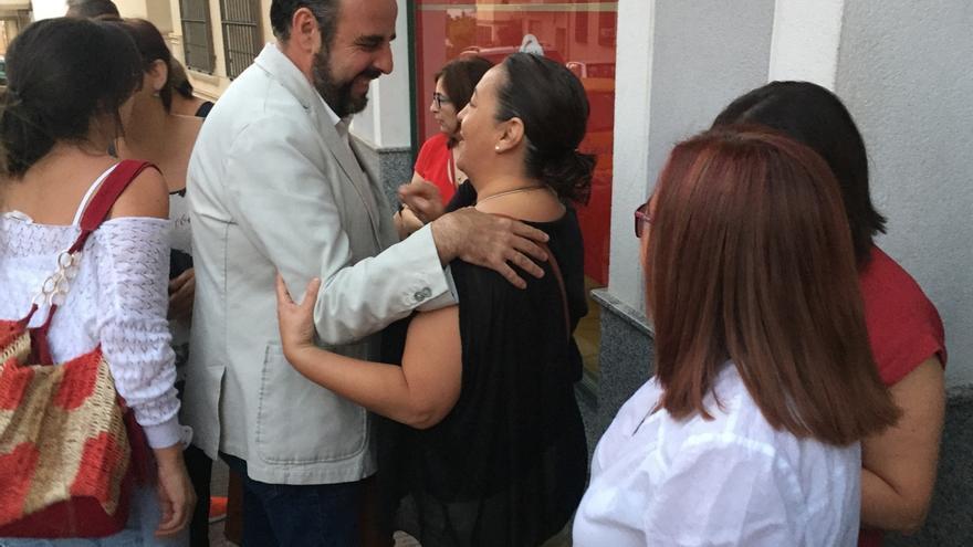 José Luis Blanco reclama el derecho de la militancia a asistir a un debate de ideas entre los dos candidatos