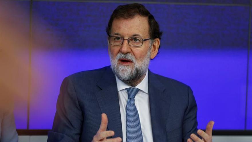 Rajoy: Chiquito nos sacó a todos más de una sonrisa