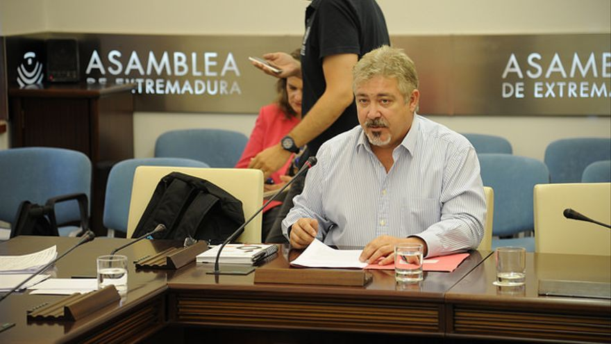 Javier Gaspar secretario general Medio Ambiente Rural Agricultura Extremadura