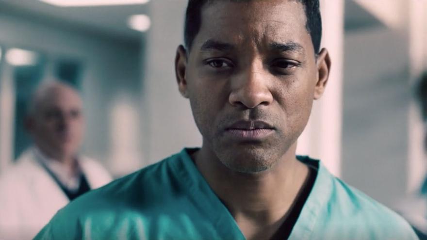 Will Smith en 'Concussion', en español 'La verdad duele'