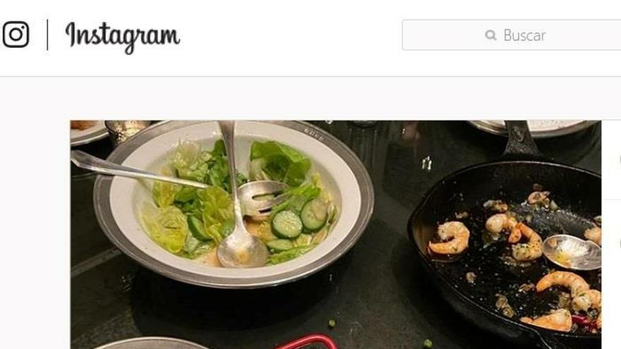 La curiosa paella solidaria de Gwyneth Paltrow, con ostras