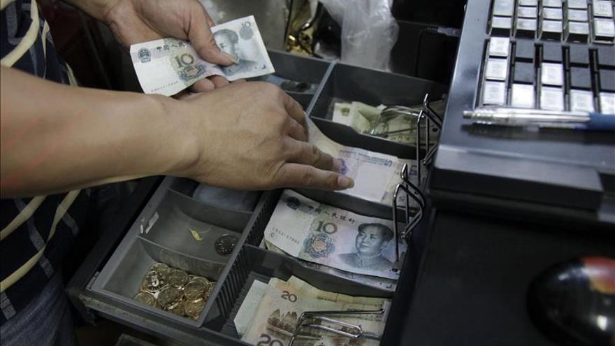 Banco central chino: la entrada del yuan en cesta del FMI beneficia al mundo