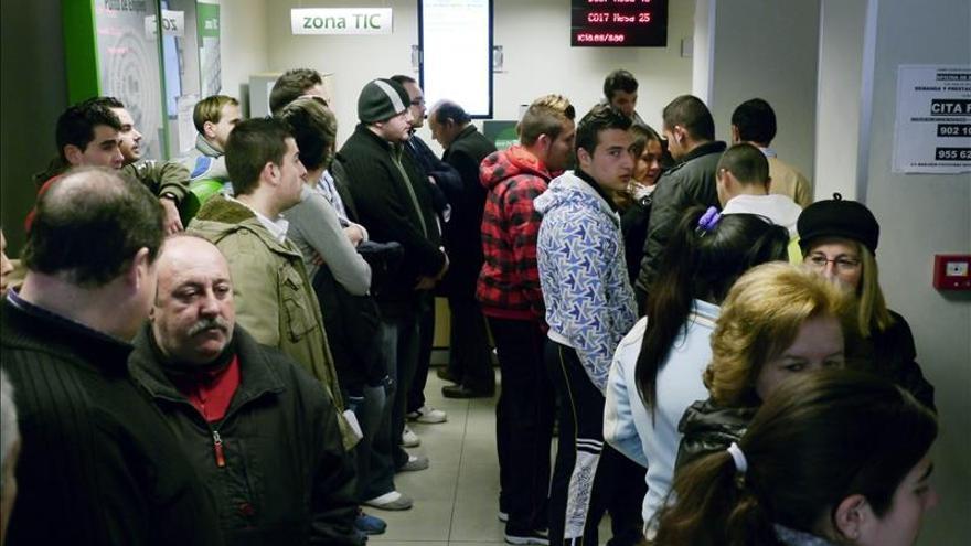 La movilidad geográfica de los ocupados crece el 2,5 % en 2014