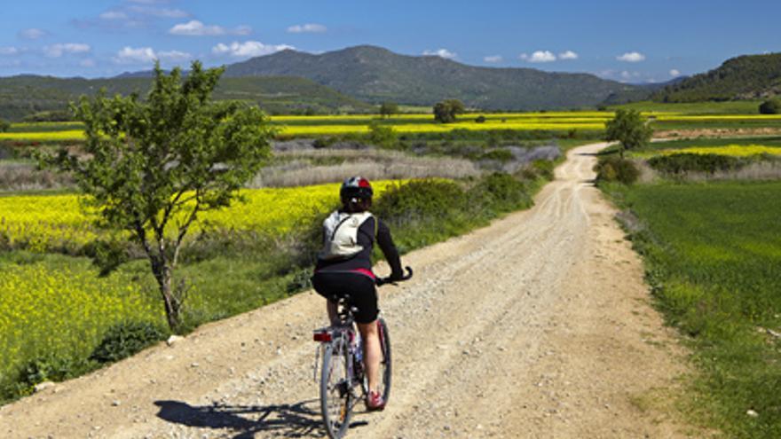 Cicloturismo en Navarra