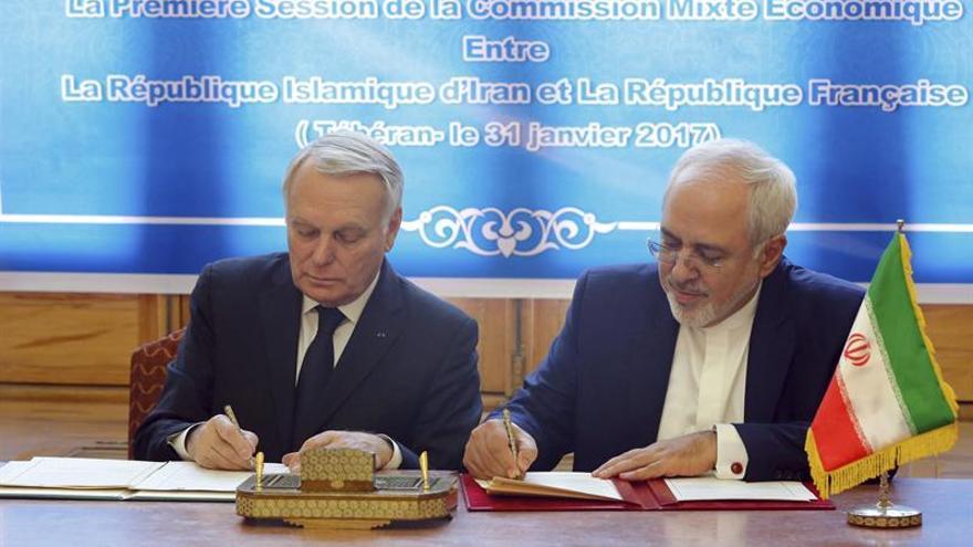 Irán no usará misiles para atacar a otros países ni portar cabezas nucleares