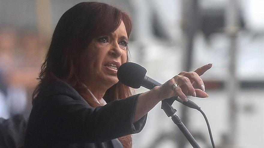 Cristina Fernández acudirá a los tribunales para notificarse del procesamiento