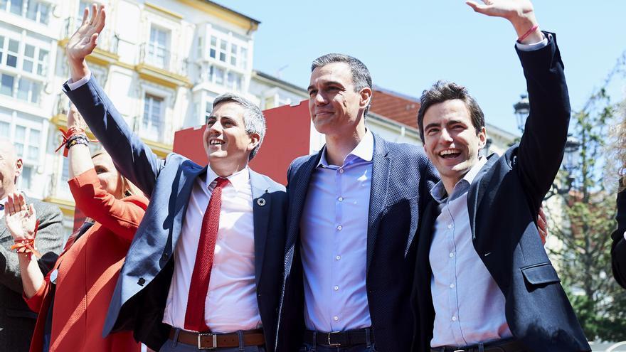 """Sánchez promete un Gobierno """"amigo, empático y comprometido"""" con Santander y Cantabria"""