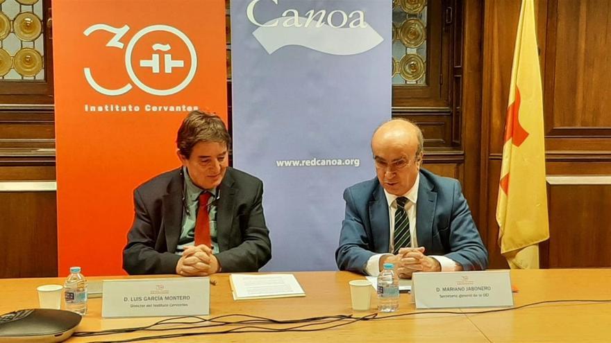 La OEI se adhiere a Canoa, la red panhispánica para reforzar el español
