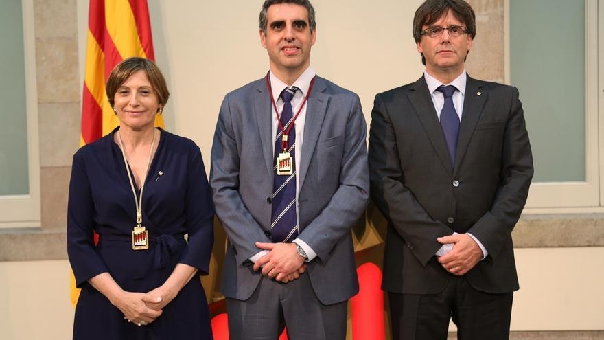 """Puigdemont quiere una Cataluña que haga aportaciones """"al progreso de la humanidad"""""""