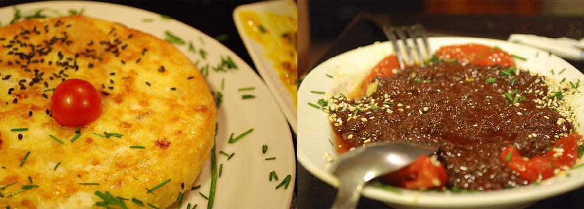 Díptico morcilla y tortilla_Malasaña a mordiscos_Pontepez
