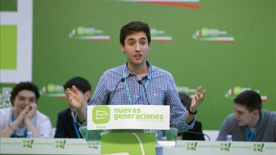 "NNGG Euskadi propone ""fumigar"" de la vida pública a la ""calaña"" de corruptos"