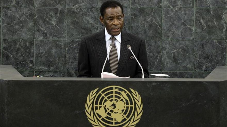 Obiang asegura que será ratificado por el pueblo en las elecciones de 2016