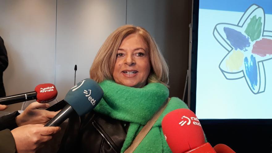 Archivo - La presidenta de Covite, Consuelo Ordóñez