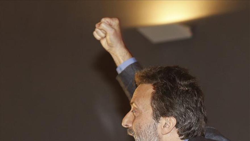 El 90 por ciento de los afiliados apoya en la consulta de Valiente (IU) ir al 24M con Podemos