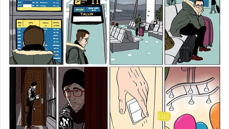Nadar, el psicólogo del cómic español