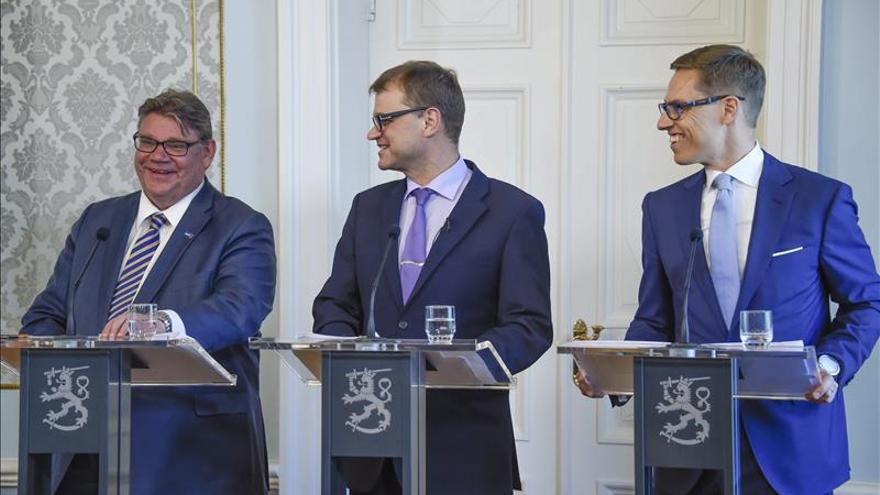 La llegada de los populistas al Gobierno finlandés genera incertidumbre