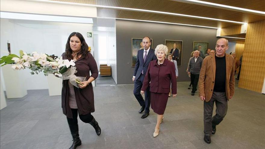 Familiares y políticos como Garitano recuerdan al juntero Jaime Arrese (UCD)