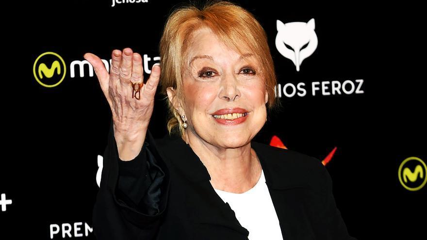 Rosa María Sardà en una imagen de 2016