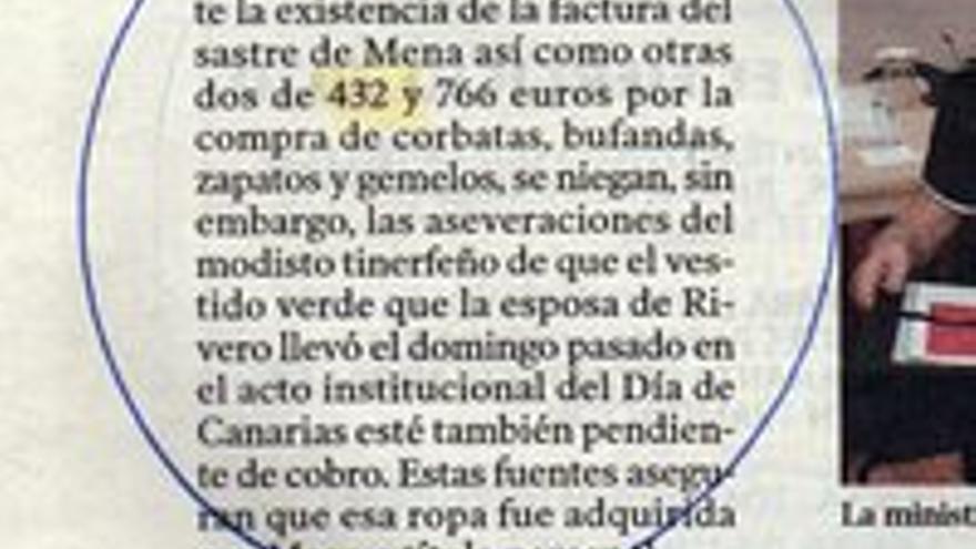 No eran 432 euros, sino 431. Y picaron.