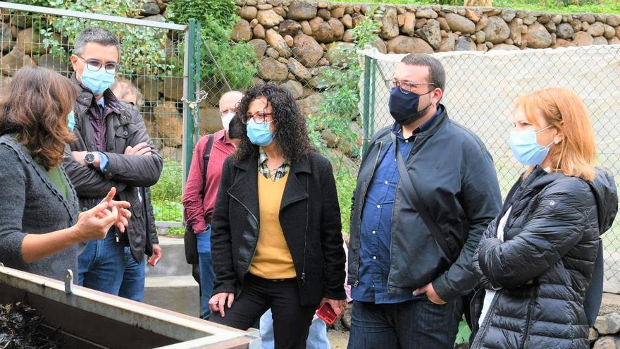 El Cabildo da a conocer el proyecto 'La Palma Orgánica' a la primera Corporación de Gran Canaria