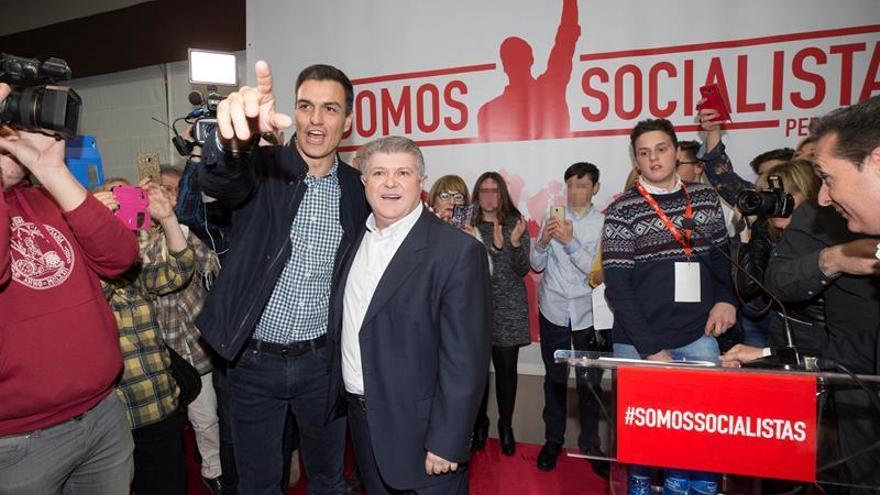 "El equipo de Díaz pide a Sánchez que ""desautorice"" al alcalde de Calasparra"