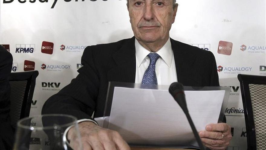 El presidente de la Comisión Nacional de los Mercados y la Competencia (CNMC), José María Marín Quemada. EFE