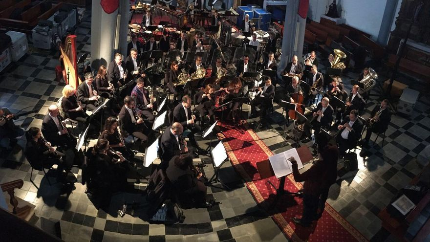 Banda Sinfónica Municipal de Música de Las Palmas de Gran Canaria. Foto: FIMC.