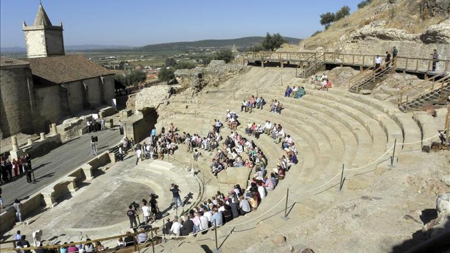 El teatro romano de Medellín acogerá representaciones del Festival de Mérida