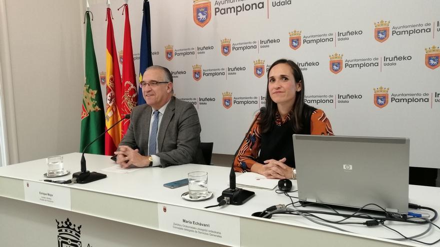 El Ayuntamiento de Pamplona sitúa el techo de gasto para 2020 en 213,1 millones, un 2,4% más que el presupuesto de 2019