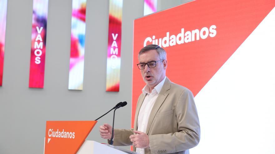 Villegas dice que sería un fracaso de Sánchez la repetición electoral y descarta una futura coalición con el PP