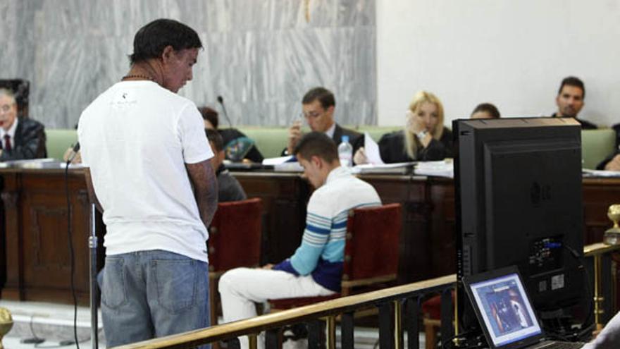 Del segundo día de juicio #4