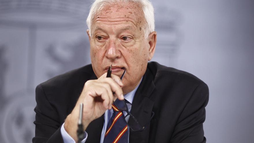 """Margallo aconseja esperar a ver qué ha pasado con el submarino de Gibraltar y """"no disparar antes de apuntar"""""""