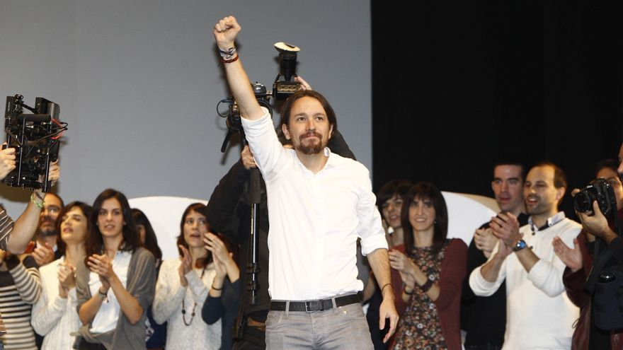 Pablo Iglesias es proclamado secretario general de Podemos tras obtener el 88,6% de los votos