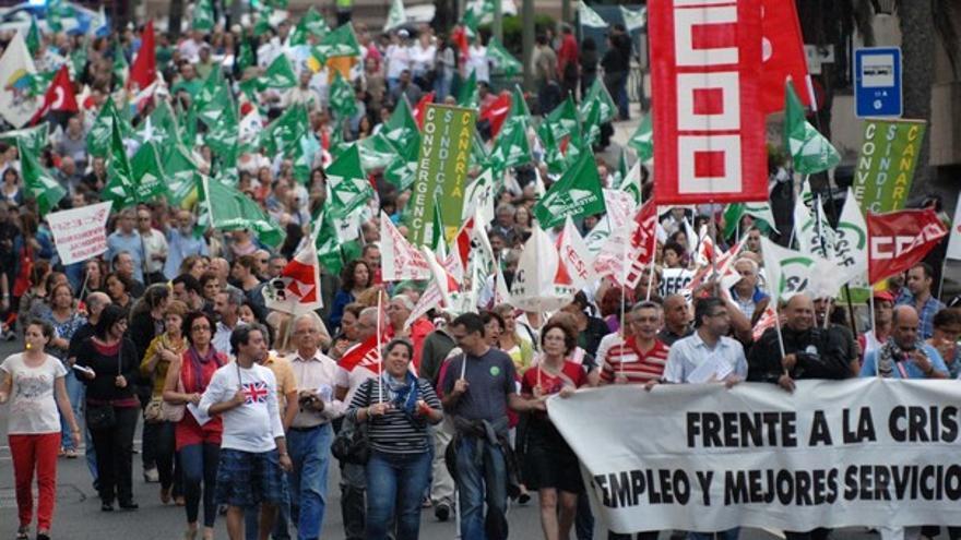 De la protesta de empleados públicos #4
