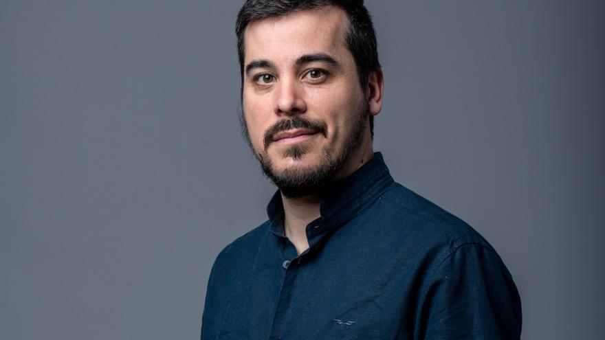 José Luis García Gascón FOTO: 'Cuidando Podemos'