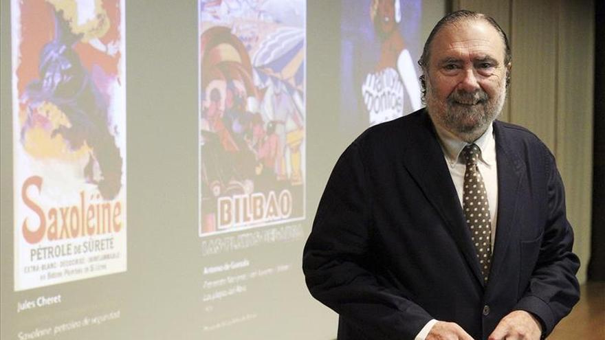 """El cartel, Nagel y """"El divino"""" Morales en el Museo Bellas Artes de Bilbao"""