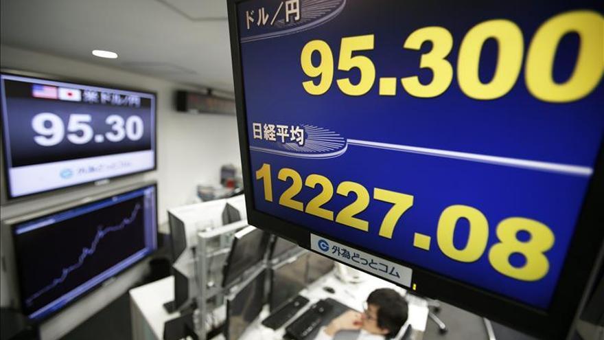 El Nikkei sube un 1,09 por ciento hasta los 17.695,17 puntos