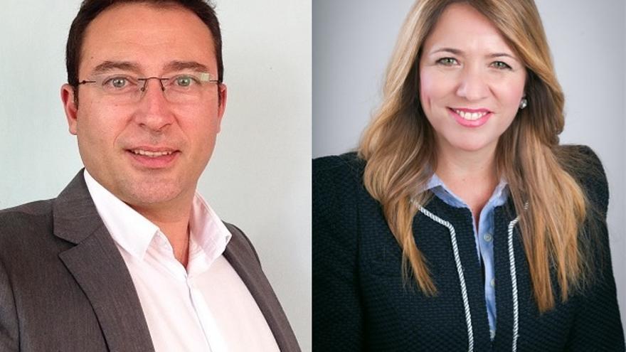 Los candidatos de Ciudadanos al Senado por Gran Canaria