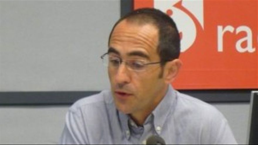 Manu Uriarte, concejal de Hacienda del PP en Vitoria.