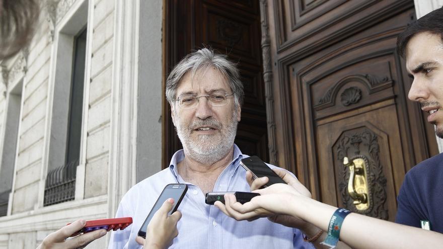 """Pérez Tapias tacha de """"rebelión antidemocrática"""" las dimisiones y cuestiona la urgencia del """"descabezamiento"""" de Sánchez"""