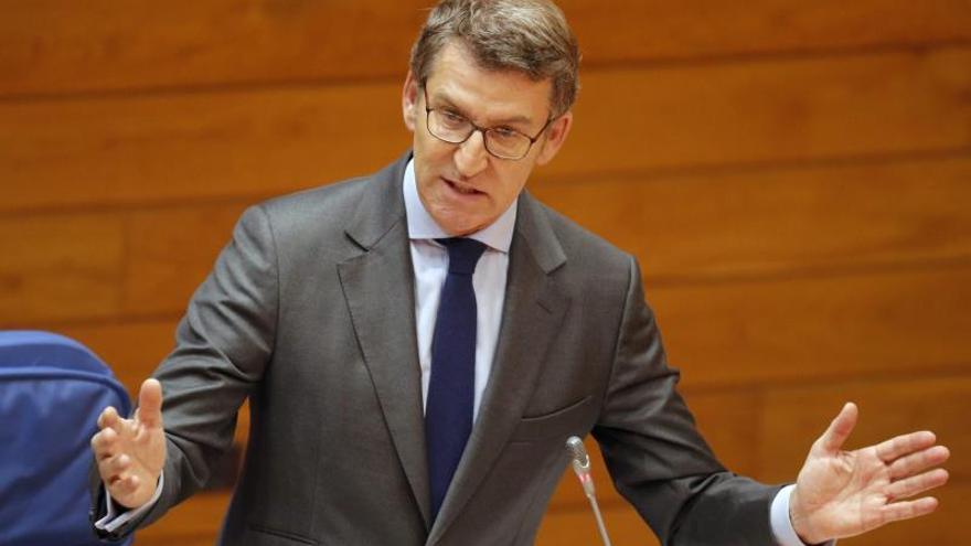 """Feijóo defiende la fórmula segura de votar al PP frente """"carambolas"""" de otros"""