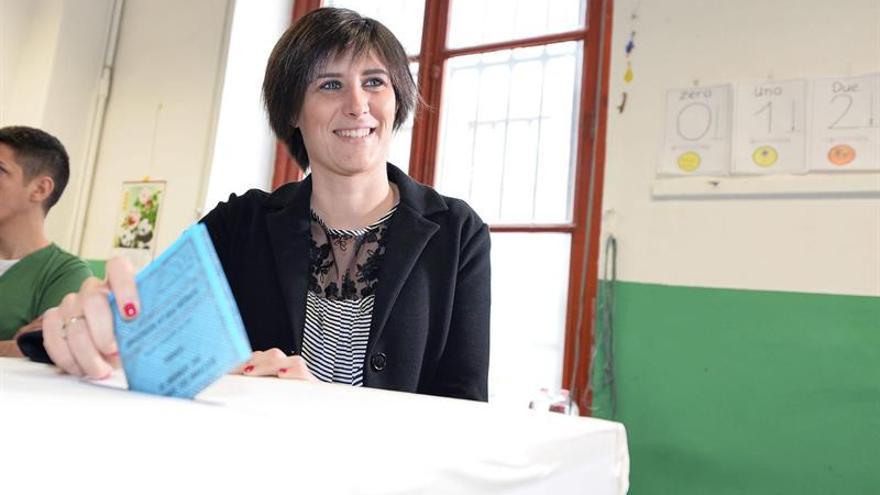 La nueva alcaldesa de Turín, Chiara Appendino, quiere fomentar la dieta vegetariana en la ciudad.