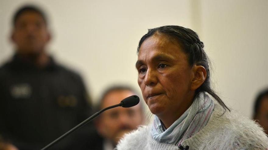 """Milagro Sala dice que las condiciones de su arresto domiciliario son """"de estilo militar"""""""