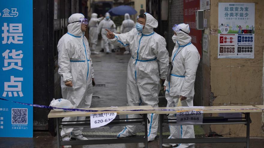 China suma 55 contagios locales entre sus 75 nuevos casos de covid