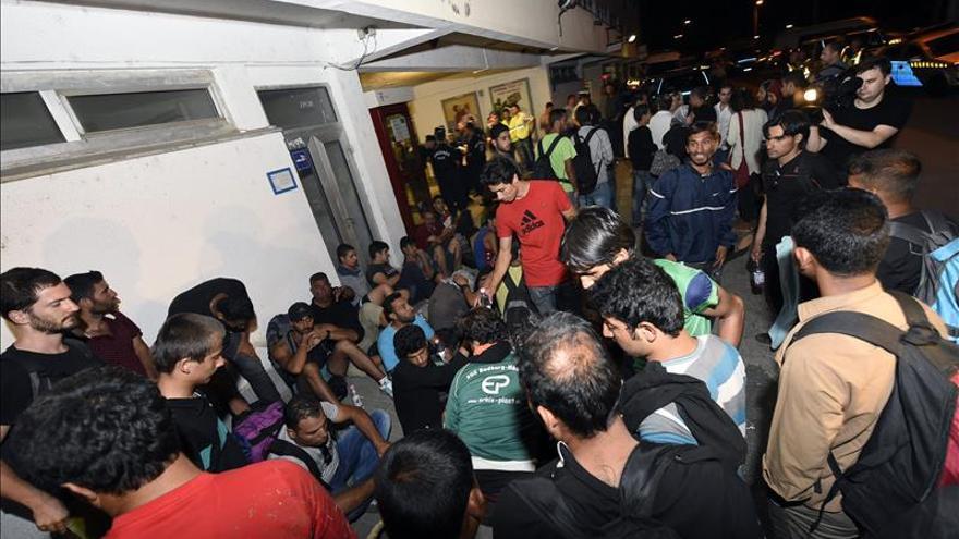 La ONU dice que se requieren 200.000 plazas de reubicación para refugiados en Europa