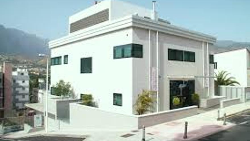 Clínica Brismédical, ubicada en Los Llanos de Aridane.