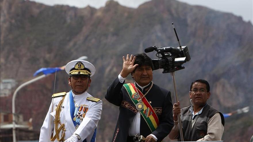Morales a Chile: No queremos que haya ganadores ni perdedores, solo diálogo
