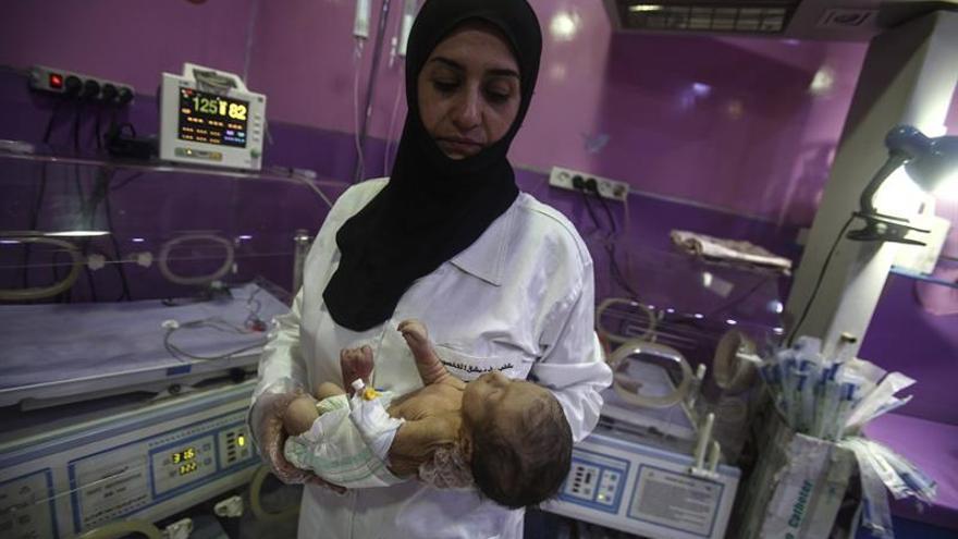 """Unicef advierte de muertes """"alarmantemente elevadas"""" de recién nacidos"""
