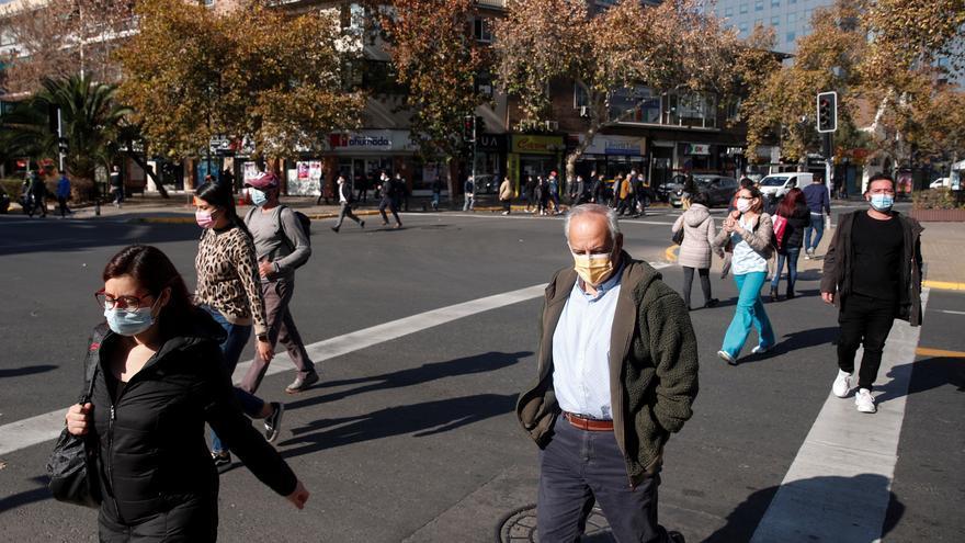 El desempleo en Chile baja hasta el 10 % en mayo, pero se pierden 63.000 empleos