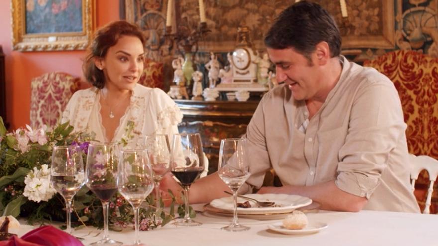 Chenoa y Jesulín de Ubrique, en 'Dos parejas y un destino'